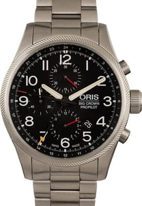 Oris Big Crown Pro Pilot GMT Chronograph
