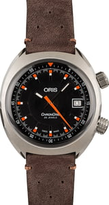 Oris Chronoris Date Black Dial