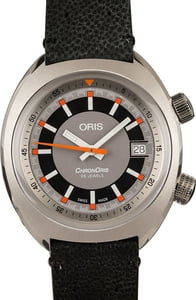 Oris Chronoris Date 39MM