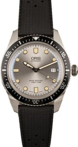 Oris Divers Sixty-Five Silver Dial 42MM