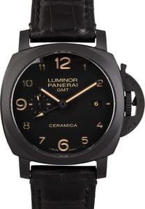 Panerai Luminor Tuttonero GMT PAM438