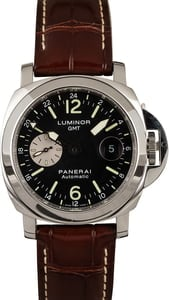 Panerai Luminor GMT Acciaio 44mm