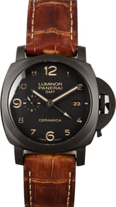Panerai Luminor GMT PAM441 Ceramic