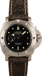 Pre-Owned Panerai Luminor Submersible PAM 364