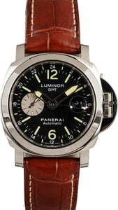 Pre-Owned Panerai Luminor GMT PAM 088