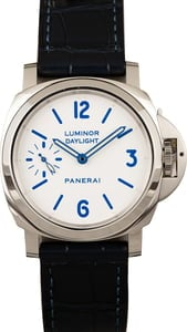 Pre-Owned Panerai PAM786 (2 Watch Set) Luminor Daylight & Black Seal