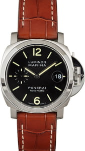 Panerai Luminor Marina PAM 048 Stainless Steel