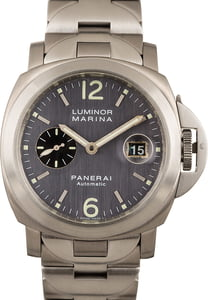 Panerai Luminor Marina Stainless Steel