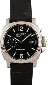Panerai Luminor Marina PAM048 Stainless Steel
