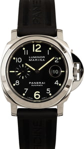 PreOwned Panerai Luminor Marina PAM1104