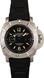 Used Panerai Luminor Submersible PAM194