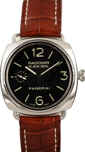 Pre-Owned Panerai Radiomir Black Seal PAM183