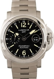 PreOwned Panerai Luminor GMT PAM 297