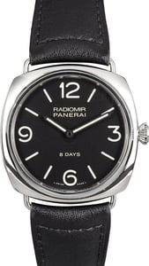 Panerai Radiomir Black Seal 8 Days PAM610