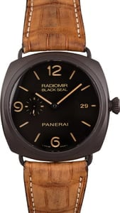 Panerai Radiomir Black Seal 3 Days PAM 505
