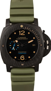Panerai Luminor 1950 PAM 616 Submersible Carbotech