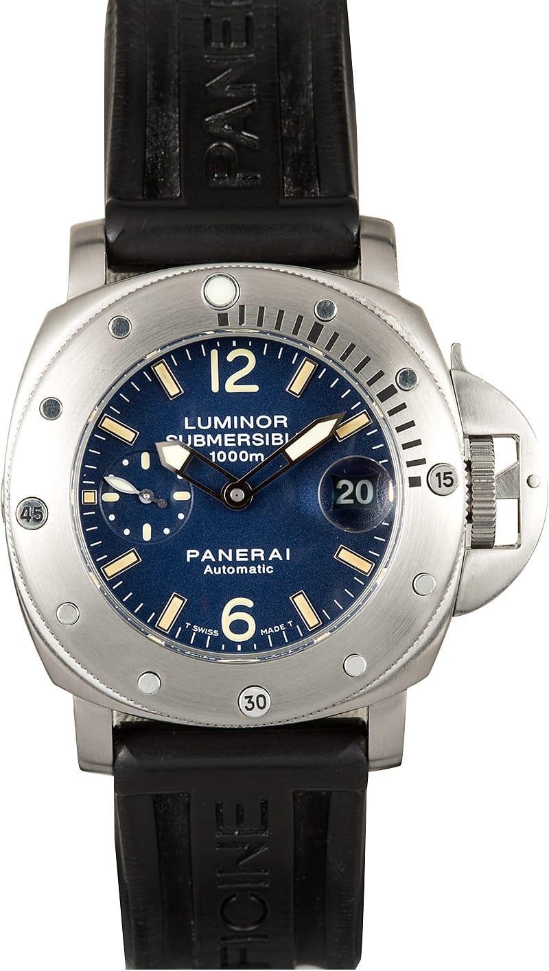 Panerai Submersible OP 6541