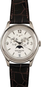 Patek Philippe 5146G White Gold Annual Calender