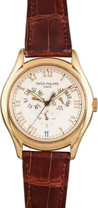 Patek Philippe Annual Calendar 5035R Rose Gold