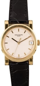 Patek Philippe Calatrava 5012 Yelow Gold Case