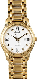 Piaget Automatic 24001 Yellow Gold