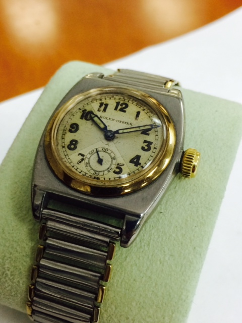 FS , Rolex 1573 Vintage Rolex Oyster Viceroy WWII , Rolex