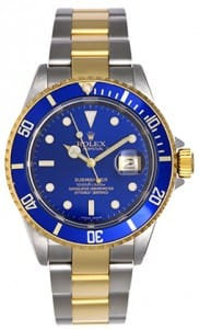 Rolex Submariner Pre-Owned Watches
