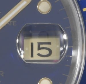 The right magnification of a Rolex - Bob's Watches