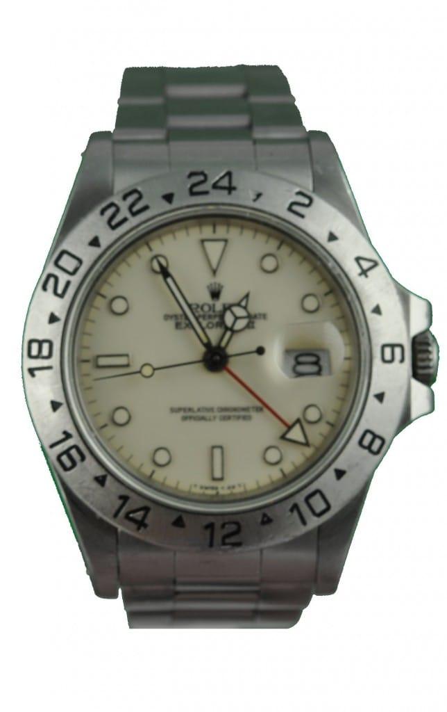 Rolex Explore 16550