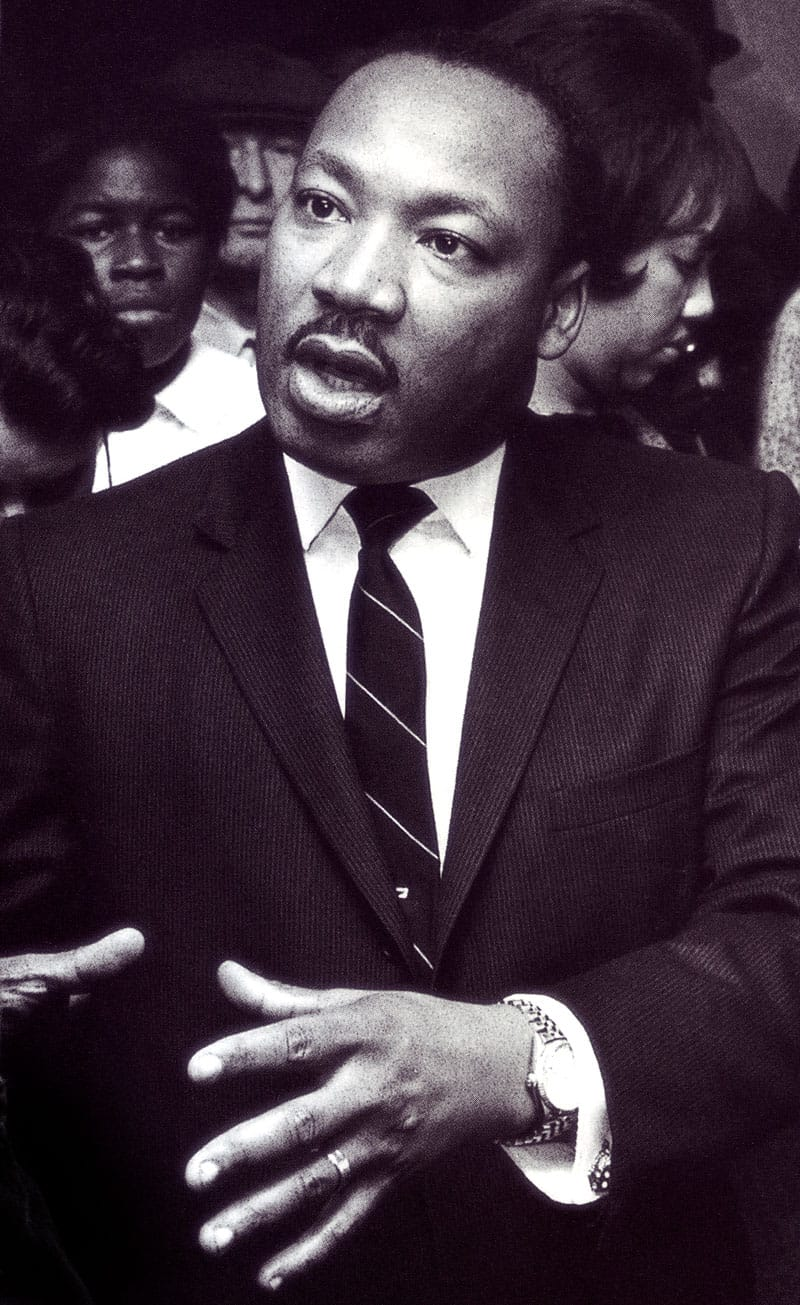 See Dr. Martin Luther King's Rolex