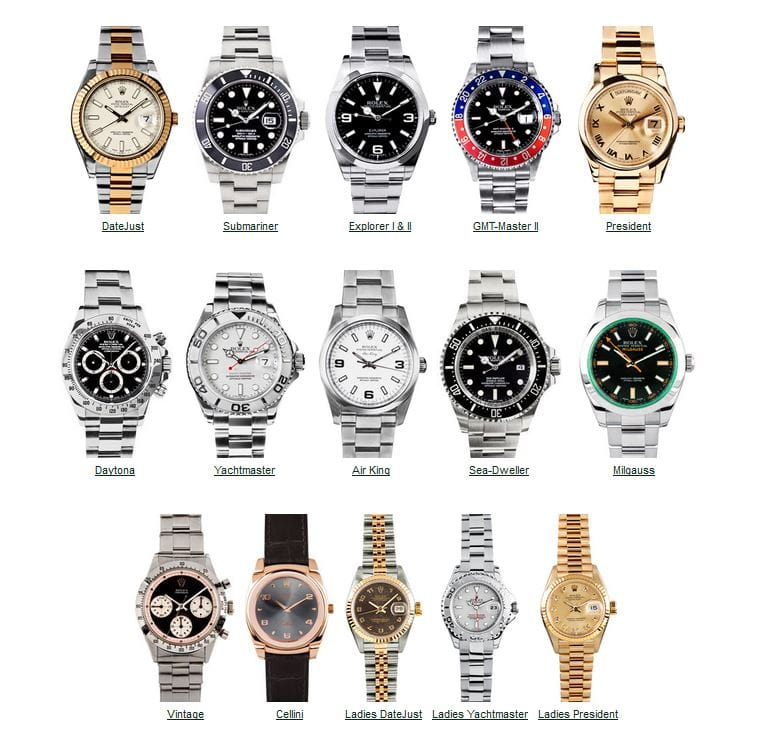 used rolex watches - Bob's Watches