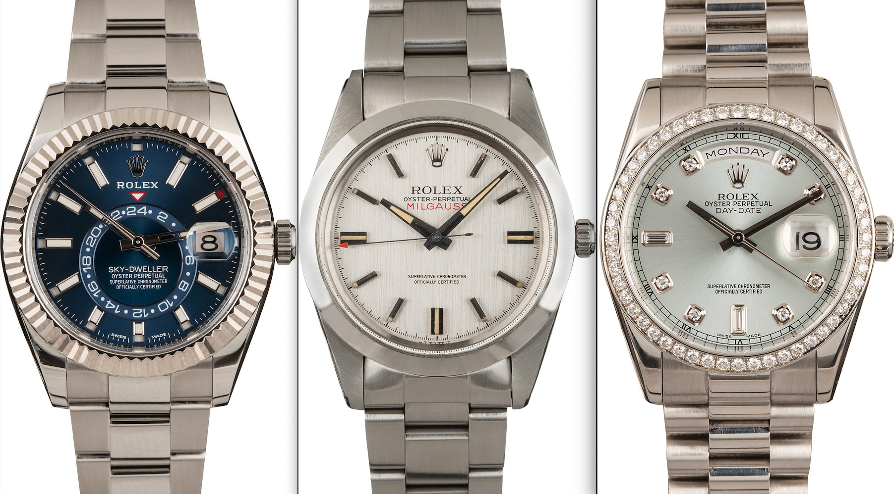$20k - 25k Rolex Mothers Day Gift Ideas