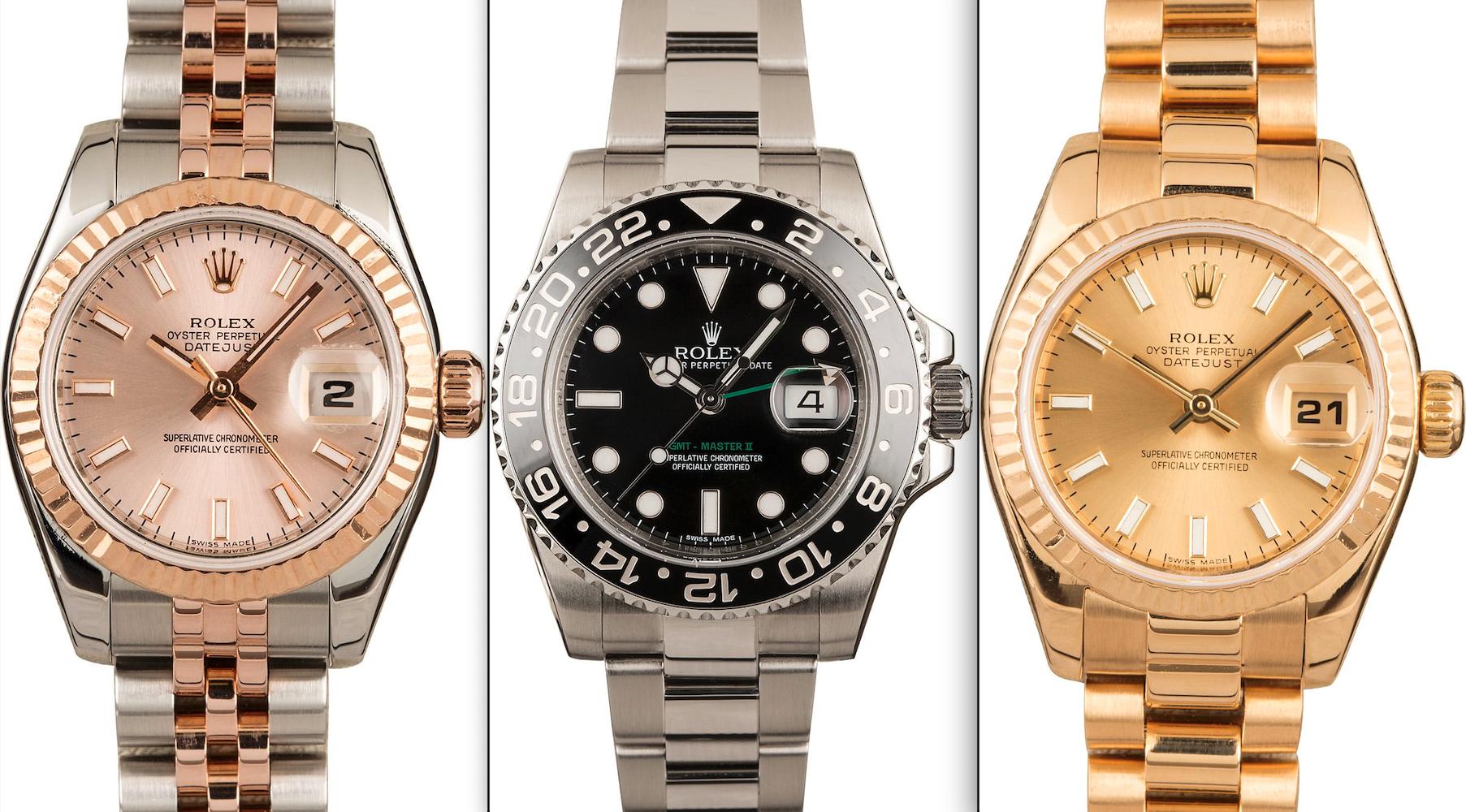 rolex watches under $5k $10k