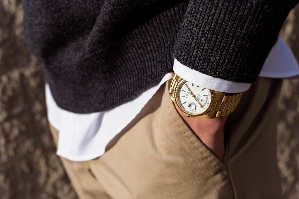 The perfect watch to add to your collection should be something you're going to want to wear