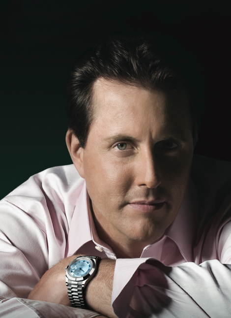 Phil Mickelson Rolex