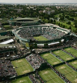 Rolex at Wimbledon