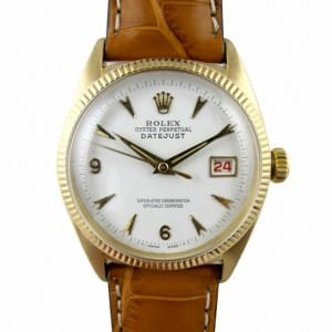 Vintage Rolex Oyster Perpetual is Waterproof