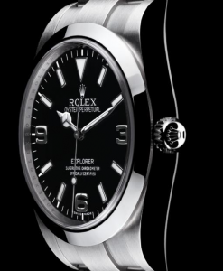 Rolex Explorer II was a success.