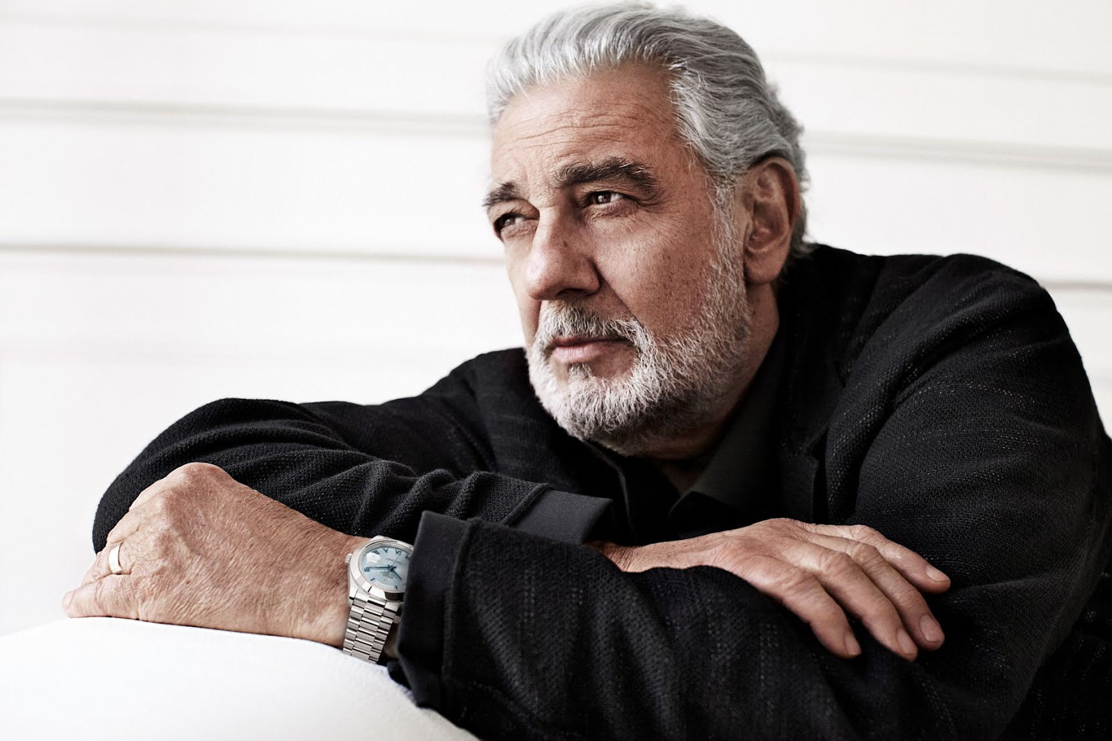 Placido Domingo and others have a Day-Date, its clear that musicians wear Rolex