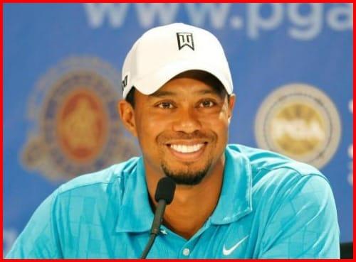 Rolex Tiger Woods