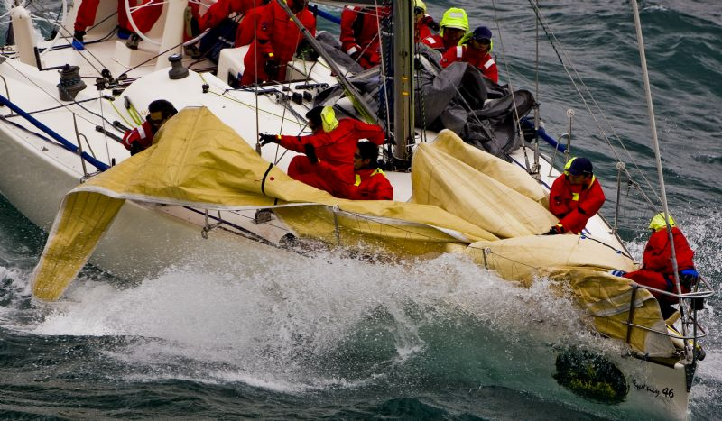 Rolex China Sea Race 2012 will be an interesting event.
