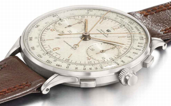 rolex chronograph sells for $1.16 million, the Most Expensive Rolex.