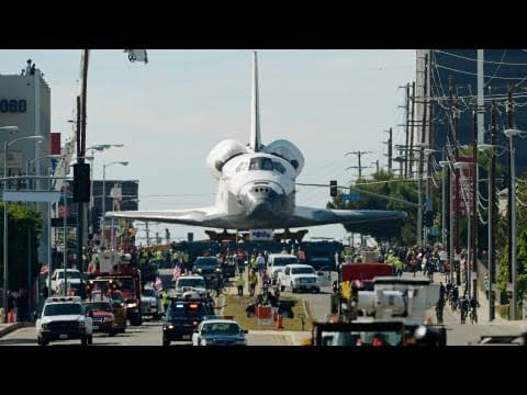Space Shuttle Endeavor is something to be remembered by all.