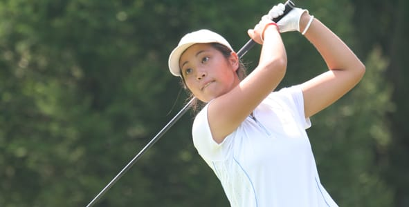 Rolex Tsukiyama Kuriko is the youngest player to win.