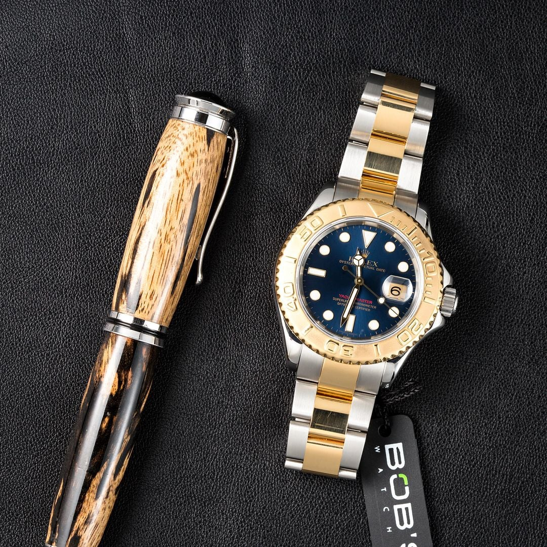 US Sailing is sponsored by Rolex and thus a Yachtmaster must be the perfect watch for this event.