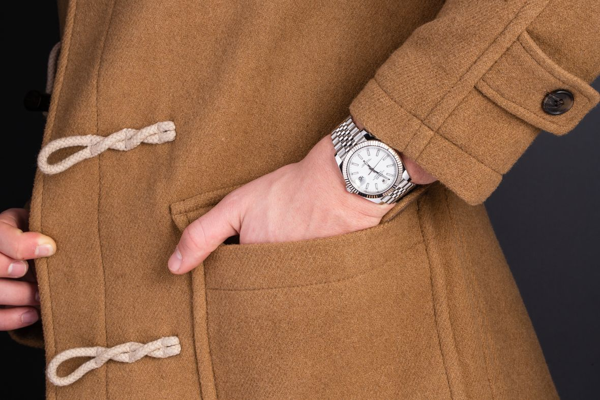 Ski Week Rolex Datejust 126334 Jubilee Bracelet White Dial