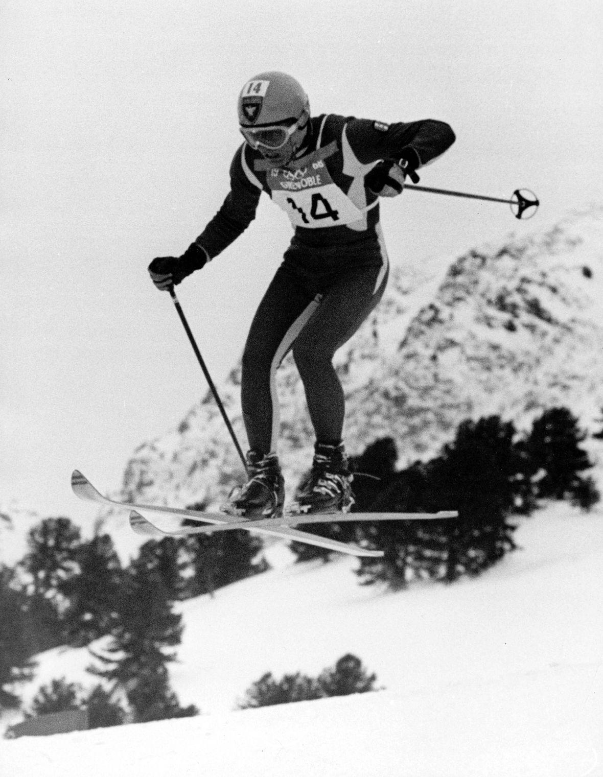 Ski Week Jean-Claude Killy Rolex Brand Ambassador