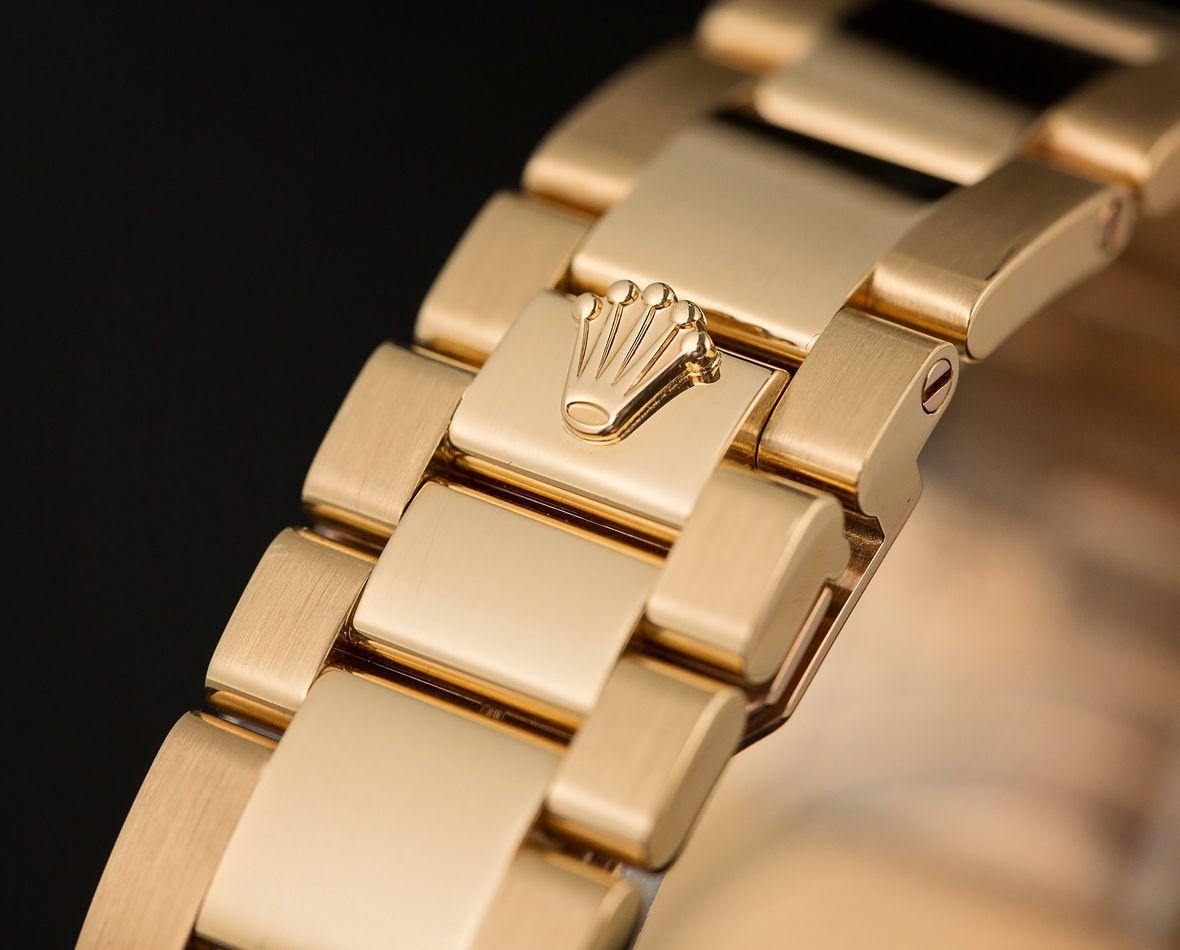 Rolex Crown Bracelet Clasp