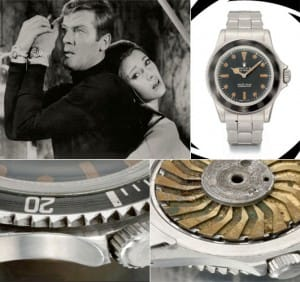 James Bond Rolex Watches