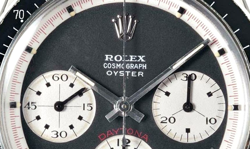 paul newman million dollar rolex oyster cosmograph